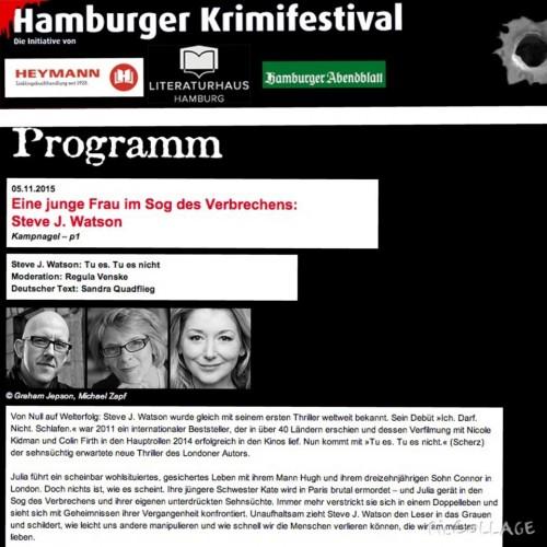 theater programm hamburg